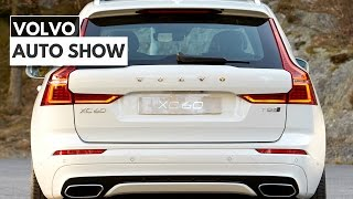 2018 Volvo XC60 - Not a Baby XC90