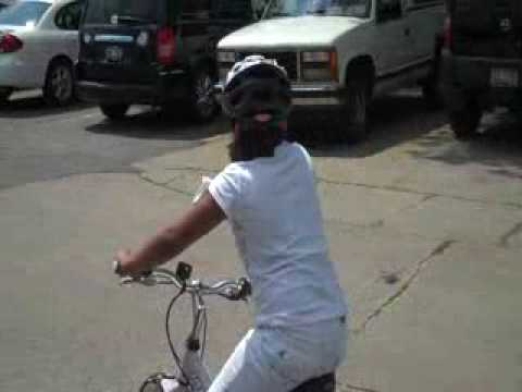 Perrysburg, OH Car Accident Lawyer Gives a Bike to Amalia