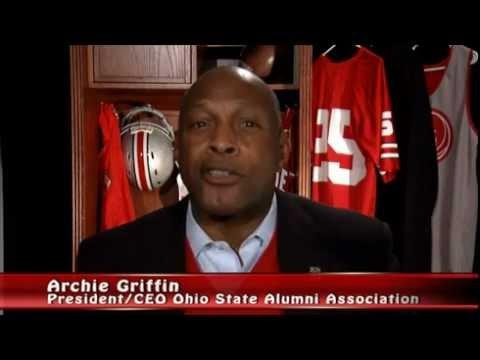Archie Griffin Gator Bowl Message