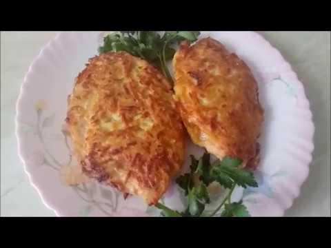 Филе тилапии в картофельной шубе