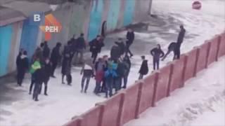Групповое избиение подростка в ЯНАО