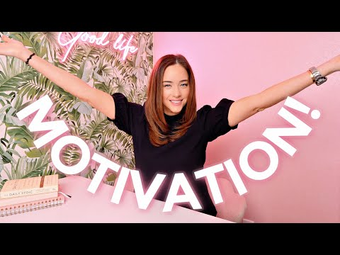 How to Get Motivated!