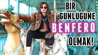 BEN FERO GİBİ BİR GÜN GEÇİRMEK!!!