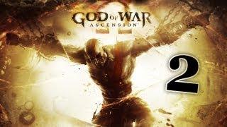 Прохождение игры God of War: Ascension - Часть 2