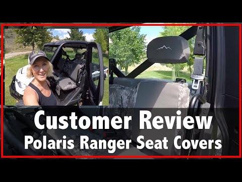 Polaris Ranger Seat Covers Review