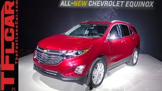 2018 Chevy Equinox:  Everything You Ever Wanted to Know