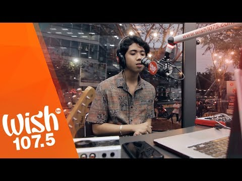 "Fern. sings ""Into You"" LIVE on Wish 107.5 Bus"