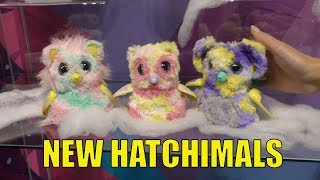 HATCHIMALS MYSTERY - New Hatchimals Coming in 2018