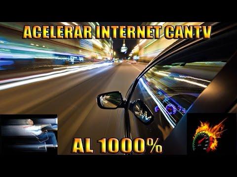 Como Acelerar el Internet Cantv 2017!! | Rojeda