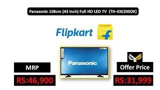Panasonic 108cm 43 inch Full HD LED TV TH-43E200DX