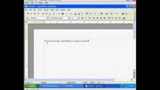 HOW TO: install the Zotero for OpenOffice and use it