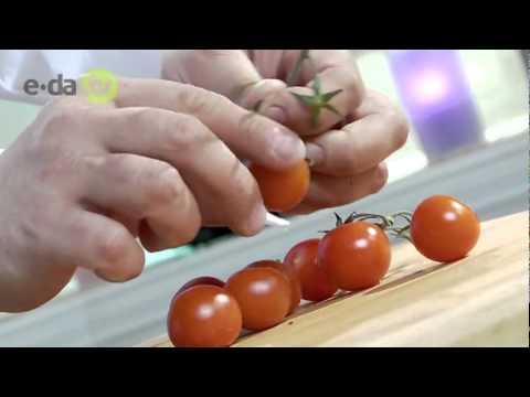 """Салат с сухариками """"Мурагрет"""" на сайте e-da.tv"""