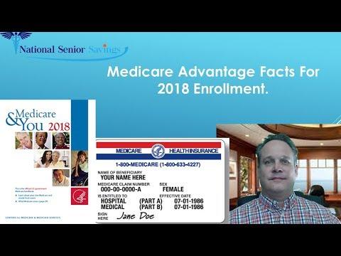 Medicare Advantage Enrollment Time 2018- Two plans you must know.