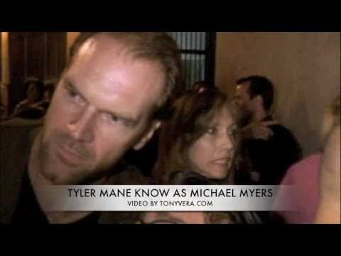 Tyler Mane we know Him as Michael Myers