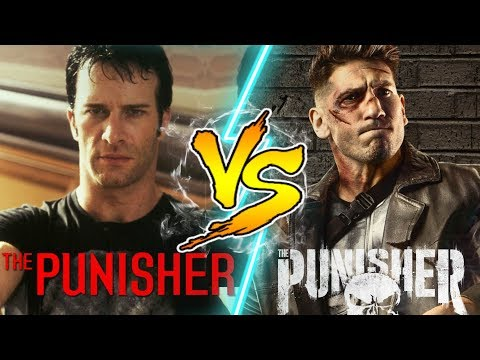 Punisher vs Punisher! WHO WOULD WIN IN A FIGHT?