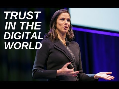 Rachel Botsman - Trust in the digital world | INFORM Summit 17