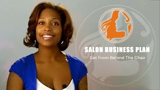 Salon Business Plan:get From Behind The Chair