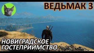 Ведьмак 3 - Скрытый квест - Новиградское гостеприимство