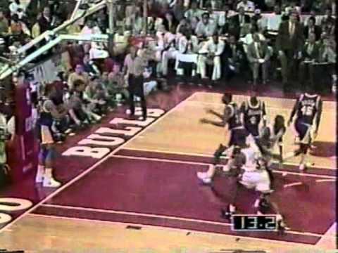 Chicago Bulls 1991 NBA finals highlights, Game 2