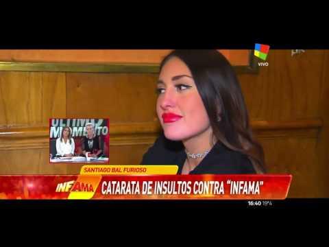 El exabrupto de Santiago Bal contra Pía Shaw y Denise Dumas: Son unas hijas de p...