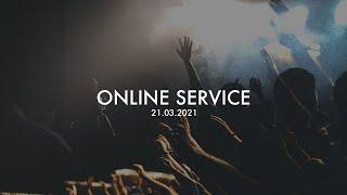 Standing Fast In The True Grace Of God | Elder Dorai | Online Service 21st March 2021