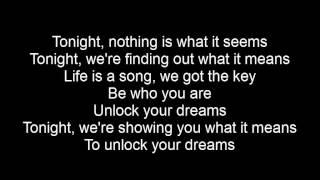 Barbie Rock N Royals Unlock your dreams lyrics