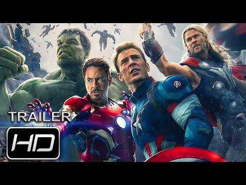 Avengers: Age of Ultron - Tráiler #3 - Subtitulado Español - HD