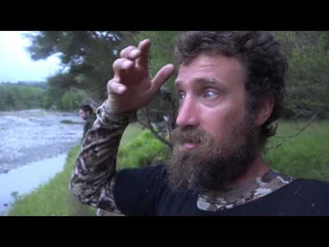Adventure VLOG 30 with Josh James and family , deer and trout fishing with a bunch of kiwi bushmen