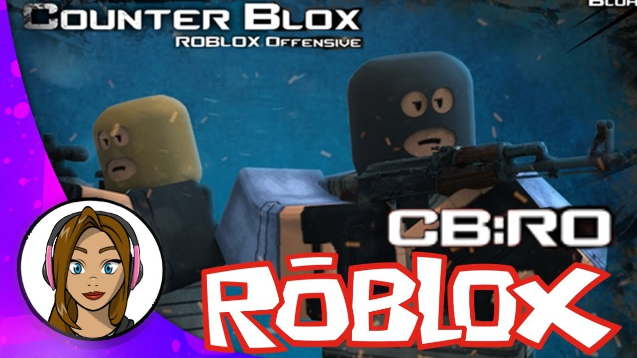 CB:RO Counter Blox Roblox Offensive | Roblox Gameplay