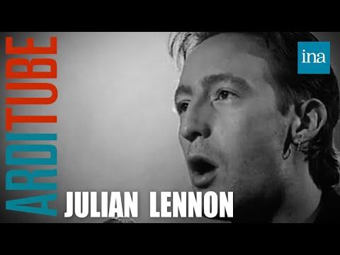 "Julian Lennon ""Saltwater"" (live officiel) | Archive INA"