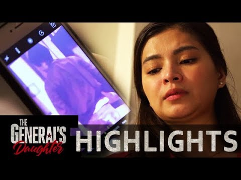 Rhian sneaks into Jessie's room searching for evidence | The General's Daughter (With Eng Subs)