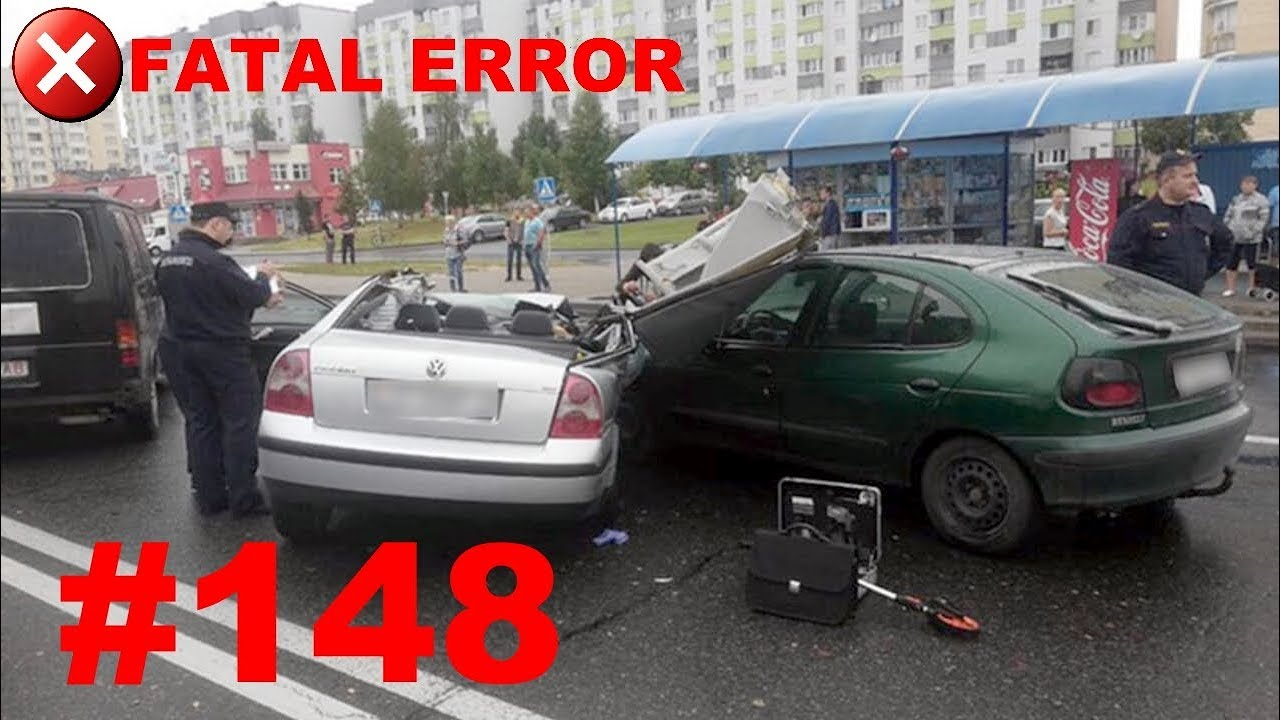 Only New Russian Car Crash Compilation 24 August 2018 148
