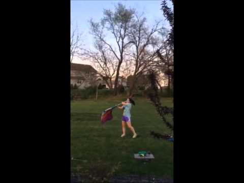 Hannah Snell-Colorguard Audition Tape