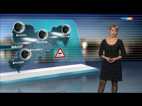 Susanne Langhans MDR-Wetter 16-12-2013 HD