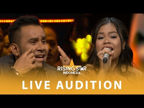 Horasss! Naima Girsang Nyanyi Bareng Judika | Live Audition 5 | Rising Star Indonesia 2016