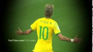 Brazil vs Cameroon 2014 4-1
