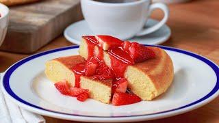 Strawberry Lemonade Skillet Pancake thumbnail
