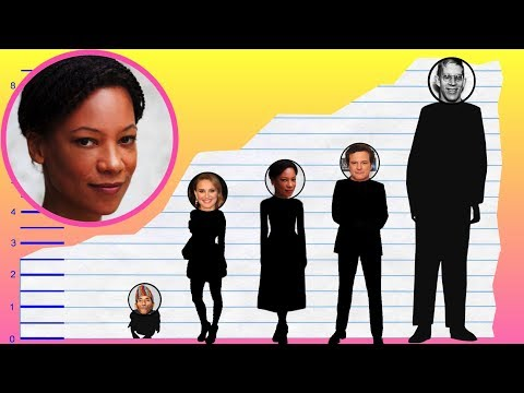 How Tall Is Nina Sosanya?  Height Comparison!