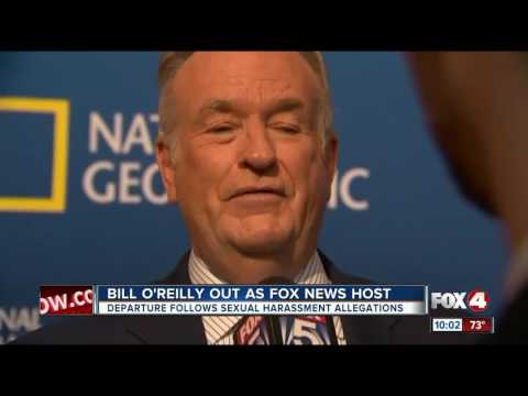 Bill O'Reilly out as Fox News host