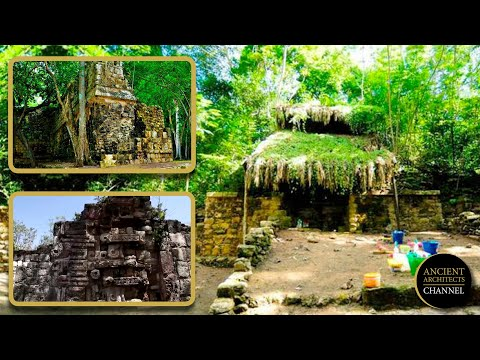 1,000-Year-Old Ancient Maya Palace Discovered in Mexico | Ancient Architects