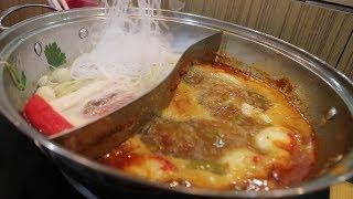 Shabushi Buffet | Shabu-Shabu in Thailand | Thai Hot Pot