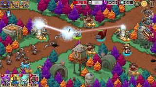 Crazy Defense Heroes: Tower Defense Strategy TD