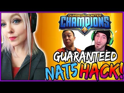 NAT5 SECRET SUMMON | Dungeon Hunter Champions