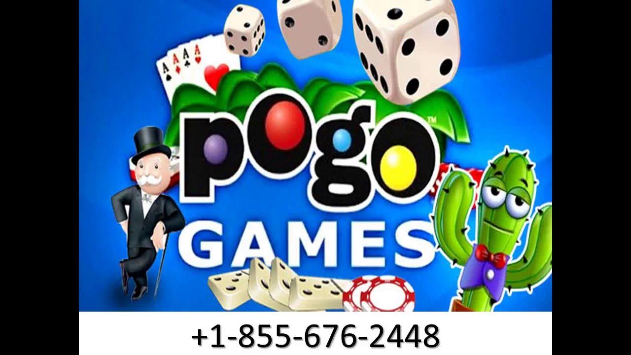 Club Pogo Troubleshooting - YouTube
