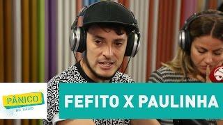 """Fefito briga com Paulinha: """"Bolsonaro acredita que não tenho mesmos direitos que héteros"""""""