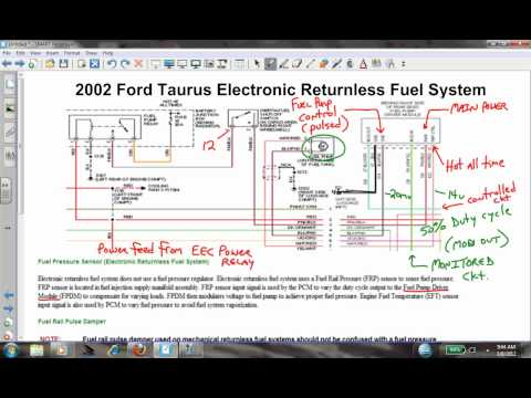 Ford Electronic Returnless Fuel System Diagnosis (Part 2)