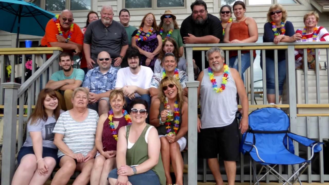 Salzwedel Reunion 2017 Montello, Wisconsin USA 2017 - YouTube