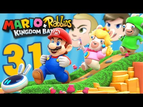 Mario + Rabbids : Peeper Reaper - EPISODE 31 - Friends Without Benefits