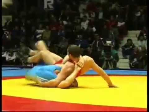 Serbest gules Wrestling Вольноя борьба