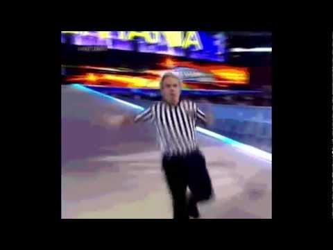 Charles Robinson Running at Wrestlemania 28! ''Run Ref, Run V2!''